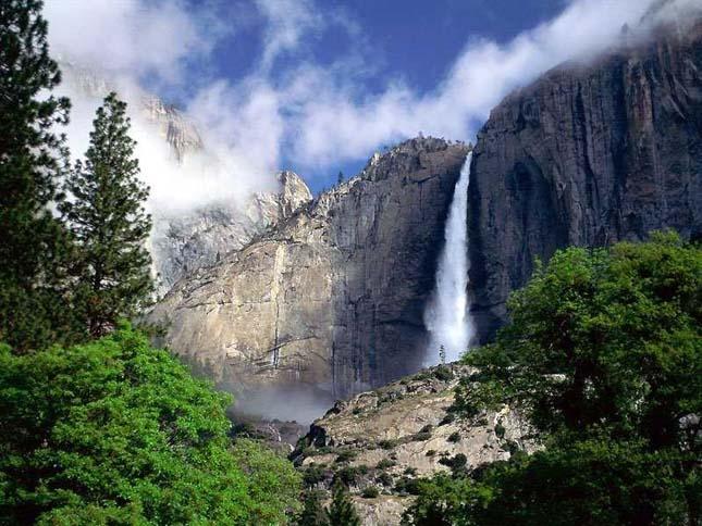Yosemite vízesés