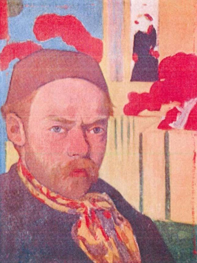"""""""Autoportrait by Meyer de Haan"""""""