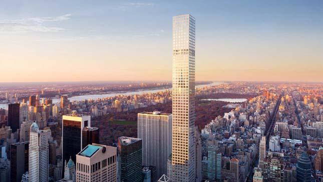 Amerika legmagasabb lakóháza