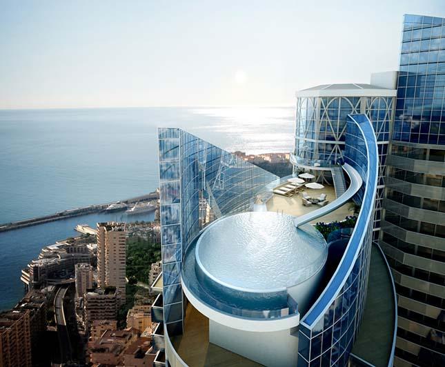 A világ legdrágább penthouse lakása