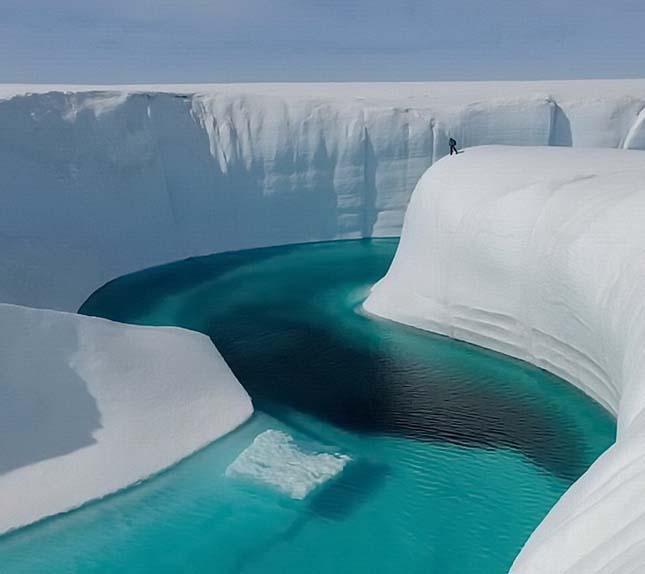 Birthday Canyon, Grönland