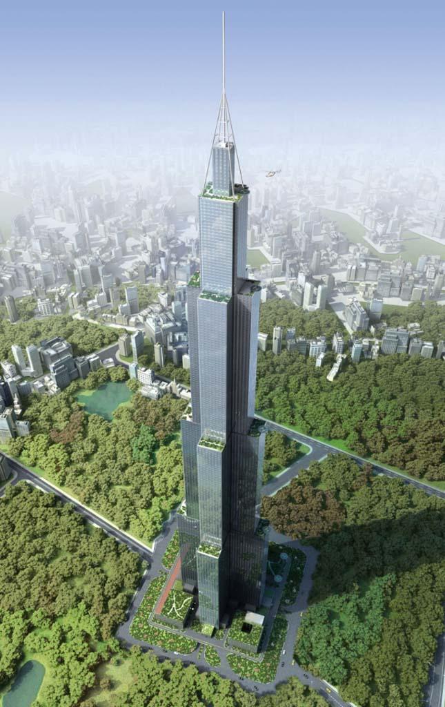 Sky City - Tiankong Chengshi