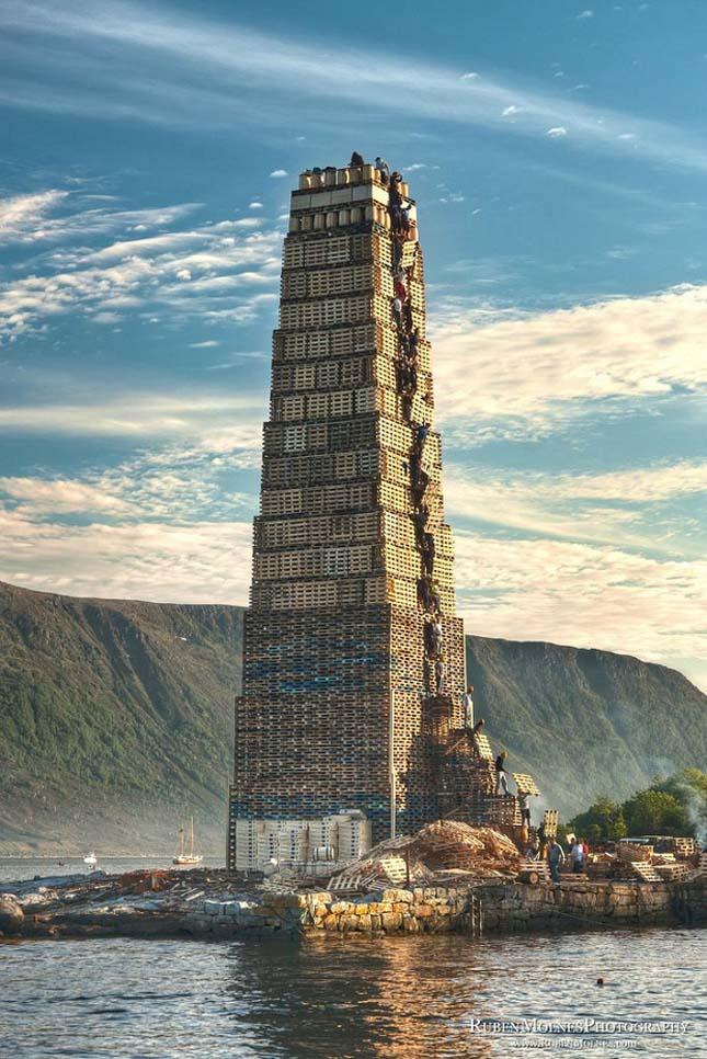 A világ legnagyobb máglyája