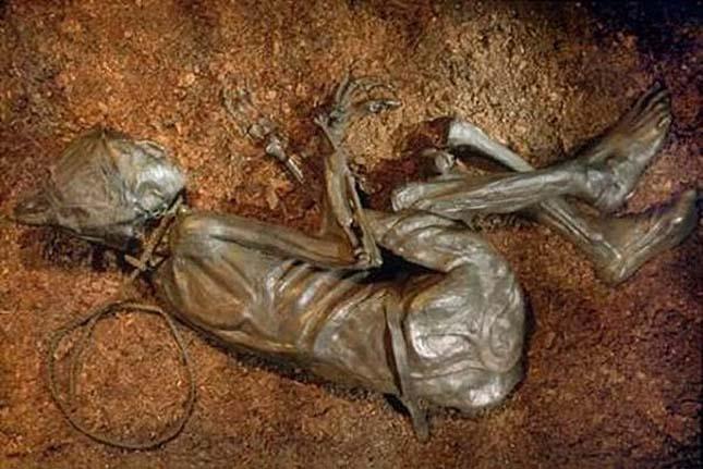mocsári múmia