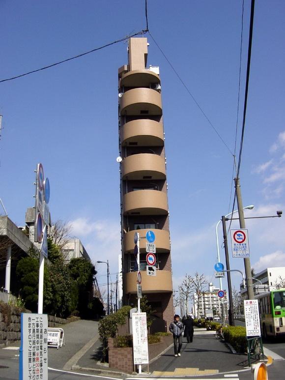 Building in Kisarazu City