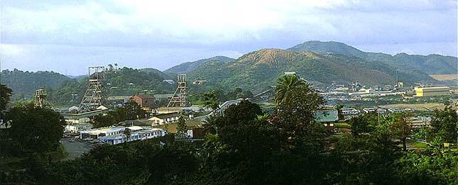 Obuasi, Ghána