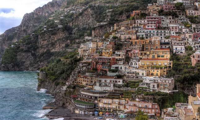Positano, Olaszország