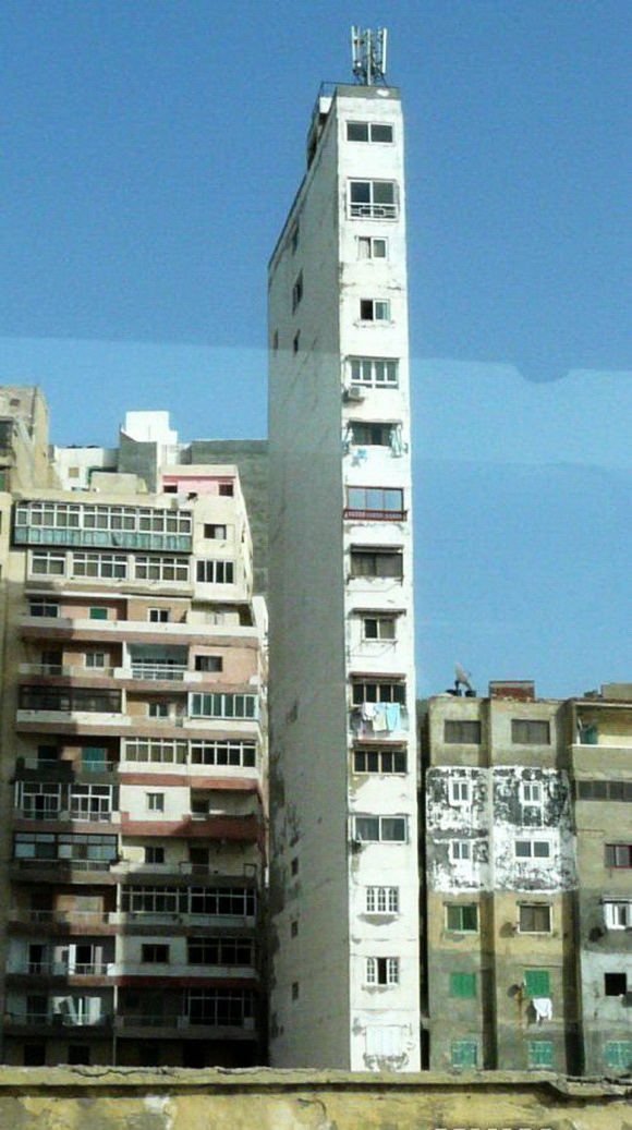 Thin Building in Latin America