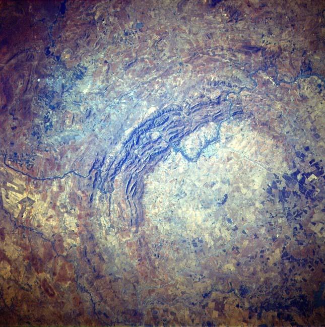 Vredefort krater