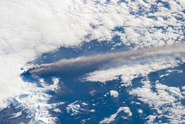 Pavlof Vulkán, Oroszország