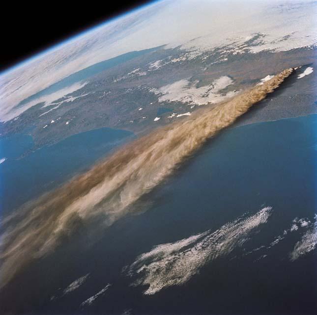 Kliuchevskoi Vulkán, Oroszország