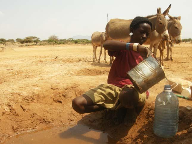 Kenya alatt több százmilliárd köbméter vizet találtak