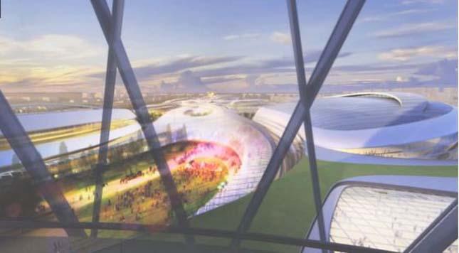 A jövő városa