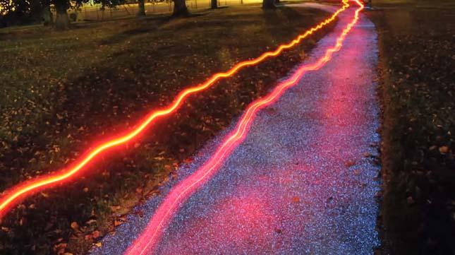 Energiatakarékos alternatíva a köztéri világításra