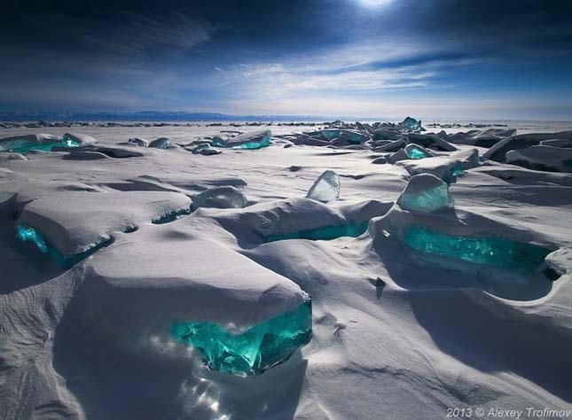 A Bajkál-tó - Oroszország