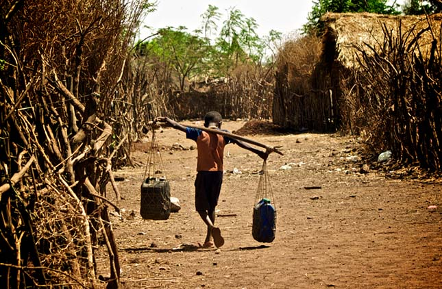 vízhiány