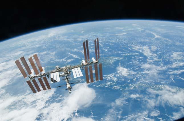 ISS - Nemzetközi űrállomás