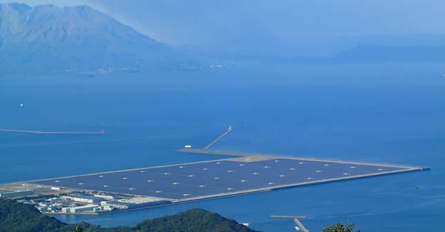 Kagoshima naperőmű