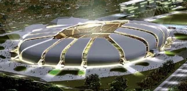 Natal - Novo Machadao Stadion