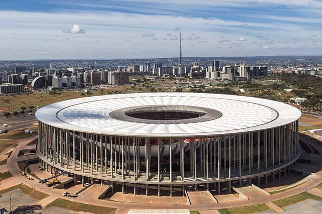 Brazília város - Nemzeti Stadion