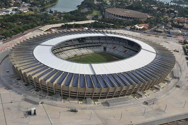 Belo Horizonte - Estádio Mineirao