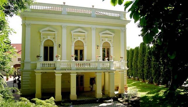 Puchner-kastély, Bikal
