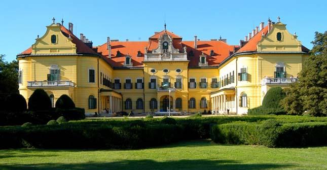 Károlyi-kastély, Nagymágocs