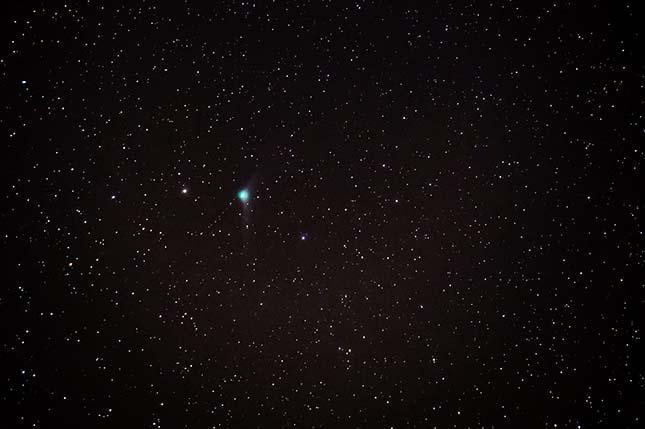 A Catalina üstökös